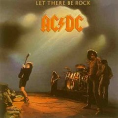 AC/DC – LET THERE BE ROCK (LP)