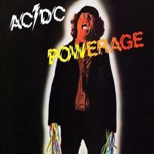AC/DC – POWERAGE (LP)