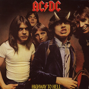 AC/DC – HIGHWAY TO HELL (LP)