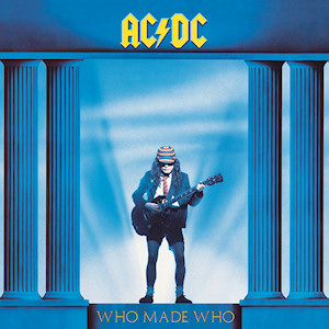 AC/DC – WHO MADE WHO (LP)