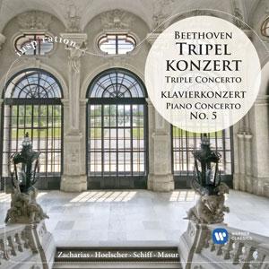BEETHOVEN, L. VAN – TRIPEL KONZERT (CD)