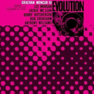 MONCUR, GRACHAN -III- – EVOLUTION (CD)