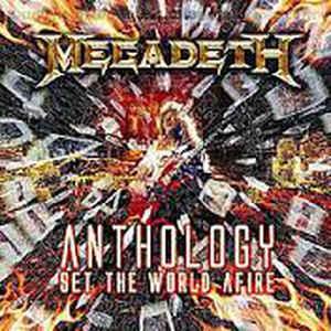 MEGADETH – ANTHOLOGY: SET THE WORLD AFIRE (2xCD)