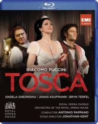 PUCCINI, G. – TOSCA (BLRY)