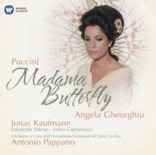 PUCCINI, G. – MADAMA BUTTERFLY (2xCD)