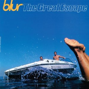 BLUR – GREAT ESCAPE (2xLP)