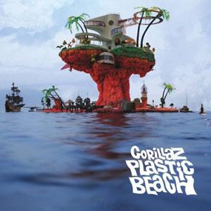 GORILLAZ – PLASTIC BEACH + DVD (2xLP)