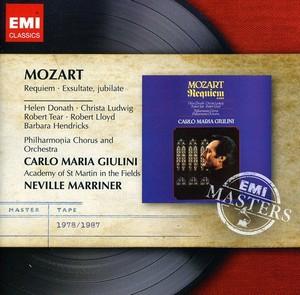 MOZART, W.A. – REQUIEM (CD)