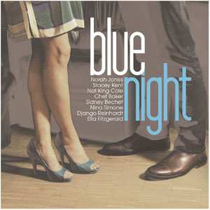 VARIOUS ARTISTS – BLUE NIGHT 2-CD (2xCD)