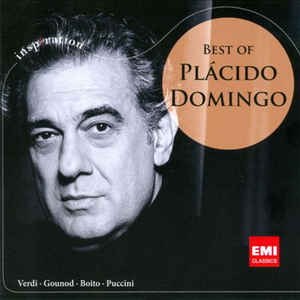 DOMINGO, PLACIDO BEST OF CD EMICL7317022 –  (CD)