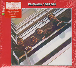 BEATLES – 1962-1966 (RED) (2xCD)
