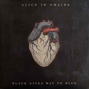 ALICE IN CHAINS – BLACK GIVES WAY TO BLUE (3xLP)