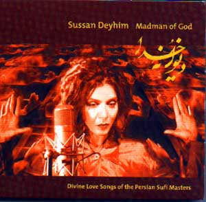 DEYHIM, SUSSAN MADMAN OF GOD –  (CD)