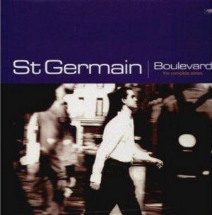 ST. GERMAIN – BOULEVARD ALBUM (2xLP)