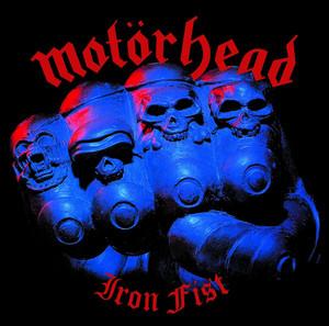 MOTORHEAD – IRON FIST (LP)