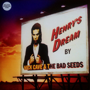 NICK CAVE & THE BAD SEEDS – HENRY'S DREAM (LP)