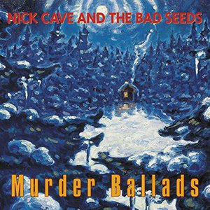NICK CAVE & THE BAD SEEDS – MURDER BALLADS (LP)