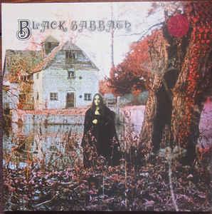 BLACK SABBATH – BLACK SABBATH (LP+CD)