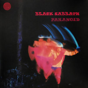 BLACK SABBATH – PARANOID (LP)
