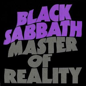 BLACK SABBATH – MASTER OF REALITY (LP)