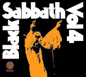 BLACK SABBATH – VOL. 4 (LP)