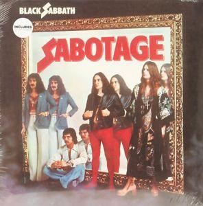 BLACK SABBATH – SABOTAGE (LP)