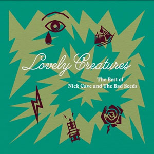 CAVE, NICK & BAD SEEDS – LOVELY CREATURES – THE BEST OF NICK CAVE AND THE BAD SEEDS (1984-2014) (2xCD)