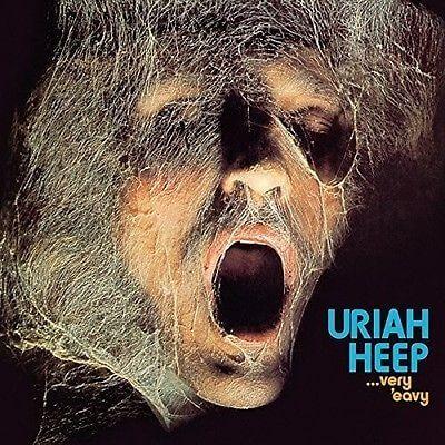 URIAH HEEP – VERY 'EAVY, VERY 'UMBLE (LP)