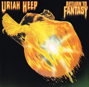 URIAH HEEP – RETURN TO FANTASY (LP)