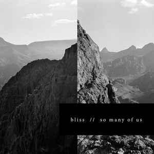BLISS – SO MANY OF US (CD)