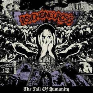 PSYCHONEUROSIS – THE FALL OF HUMANITY (CD)