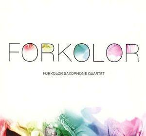FORKOLOR SAX QUARTET – FORKOLOR (CD)