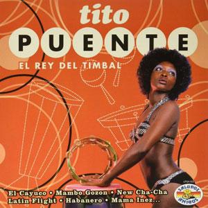 PUENTE, TITO – EL REY DEL TIMBAL (LP)