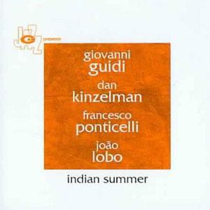 GUIDI GIOVANNI – INDIAN SUMMER (CD)