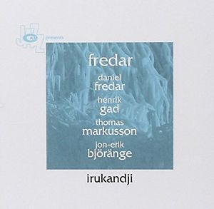 FREDAR – IRUKANDJ (CD)