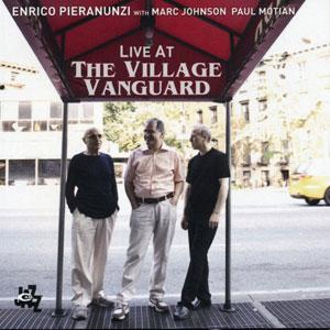 PIERANUNZI, ENRICO – LIVE AT VILLAGE VANGUARD (CD)
