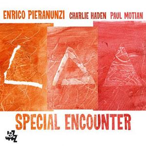 PIERANUNZI, ENRICO SPECIAL ENCOUNTER CD CAMJ 7769-2 –  (CD)