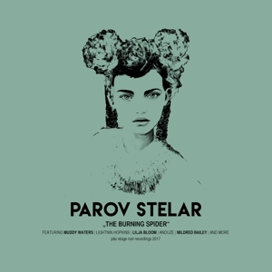 PAROV STELAR – THE BURNING SPIDER (CD)
