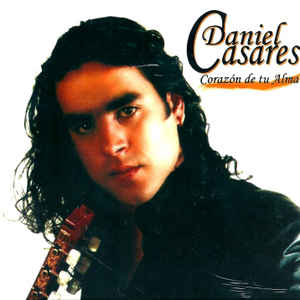CASARES, DANIEL CORAZON DE TU ALMA CD DMD 402110 –  (CD)