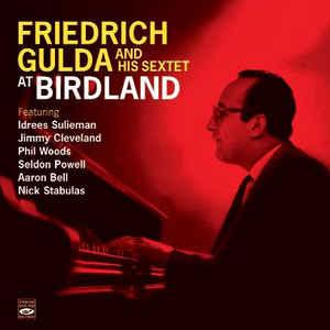 GULDA, FRIEDRICH – AT BIRDLAND (CD)