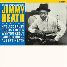 HEATH, JIMMY -SEXTET- – THUMPER (LP)