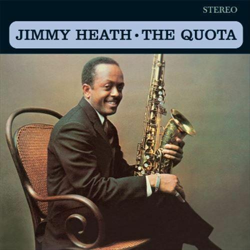HEATH, JIMMY – QUOTA (LP)