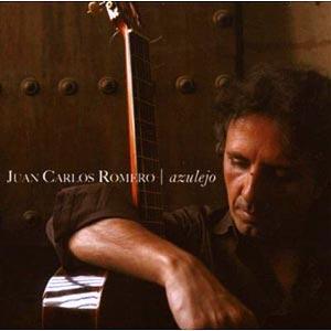 JUAN CARLOS ROMERO  – AZULEJO (CD)