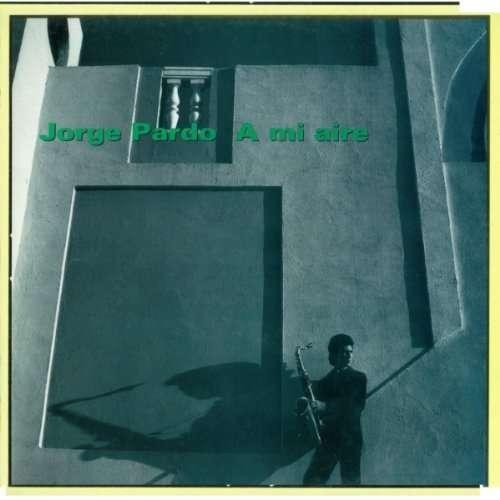PARDO, JORGE A MI AIRE KARONTE CD –  (CD)