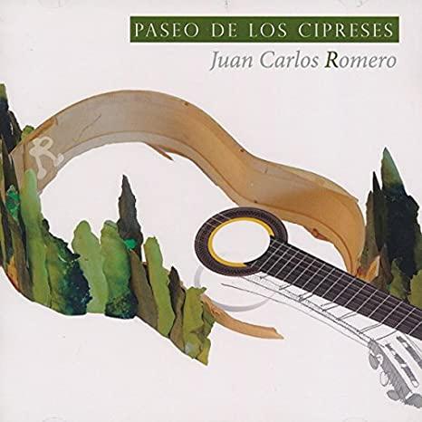 ROMERO, JUAN CARLOS PASEO DE LOS CIPRESES CD –  (CD)
