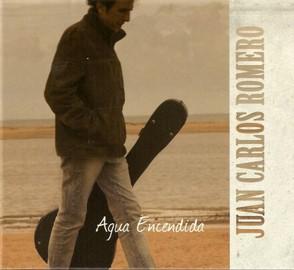 ROMERO, JUAN CARLOS AGUA ENCENDIDA CD NUBA40675 –  (CD)