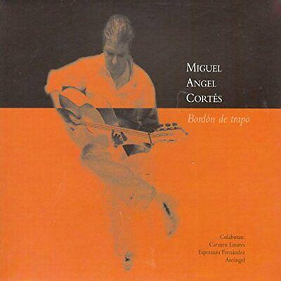 CORTEZ, MIGUEL ANGEL – BORDON DE TRAPO (CD)