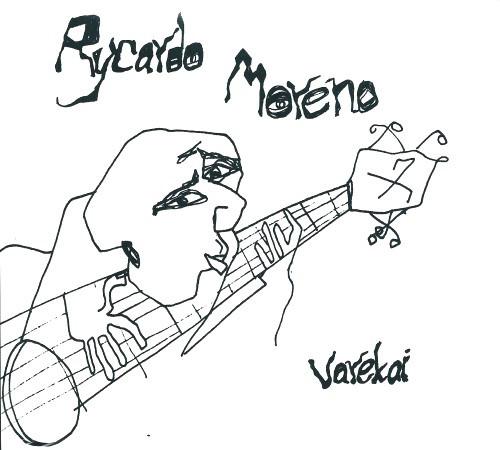 MORENO, RYCARDO • VAREKAI (CD) –  (CD)