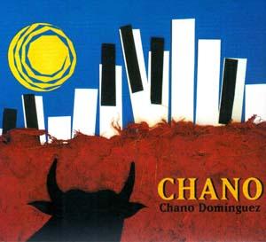 CHANO DOMINGUEZ CHANO CD –  (CD)