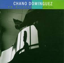 CHANO DOMINGUEZ EN DIRECTO PIANO SOLO 2CD NUBA7760 –  (CD)
